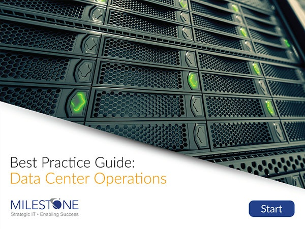 Best Practice Guide: Data Center Operations