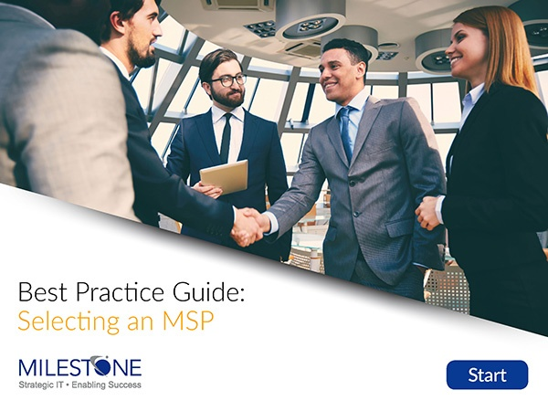 Best Practice Guide: Selecting an MSP
